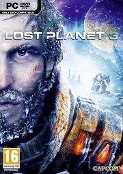 Car�tula oficial de Lost Planet 3 PC