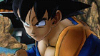 Dragon Ball Z Kinect se pondrá a la venta en octubre