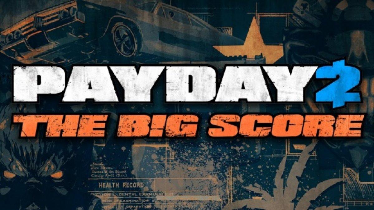 Payday 2 Estrena Nueva Edición En Formato Físico: The Big