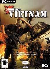 Car�tula oficial de Conflict: Vietnam PC