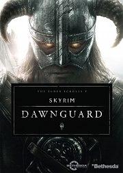 Car�tula oficial de Skyrim: Dawnguard PC