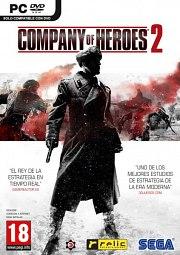 Car�tula oficial de Company of Heroes 2 PC