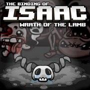 Car�tula oficial de Binding of Isaac: Wrath of the Lamb PC