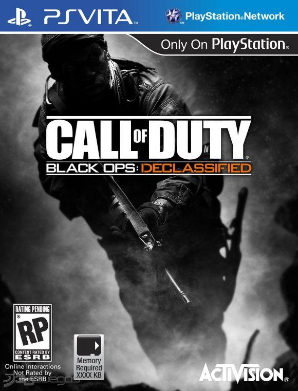 Resultado de imagen de imagenes de Videojuego Call of duty para PS Vita