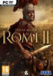 Car�tula oficial de Total War: Rome II PC