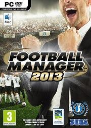 Car�tula oficial de Football Manager 2013 PC