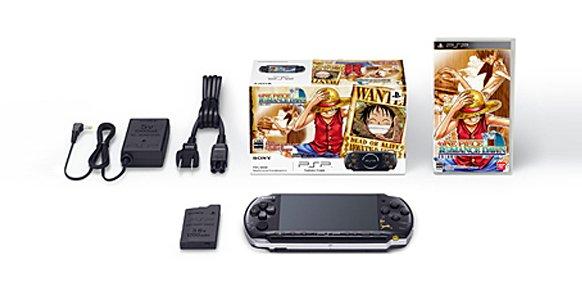 Sony anuncia un pack de psp con one piece romance dawn for One piece juego