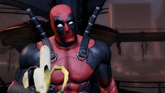 Deadpool also suit Xbox One and PlayStation 4 November 17