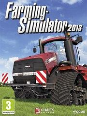 Car�tula oficial de Farming Simulator 2013 PC
