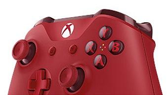 Rojo y verde son los nuevos mandos de Xbox One que llegarán a España