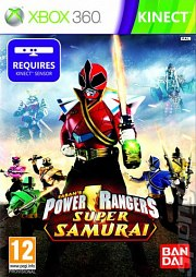 Power Rangers Super Samurai Xbox 360