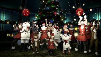 Final Fantasy XIV: A Realm Reborn, Celebra la Navidad en Eorzea