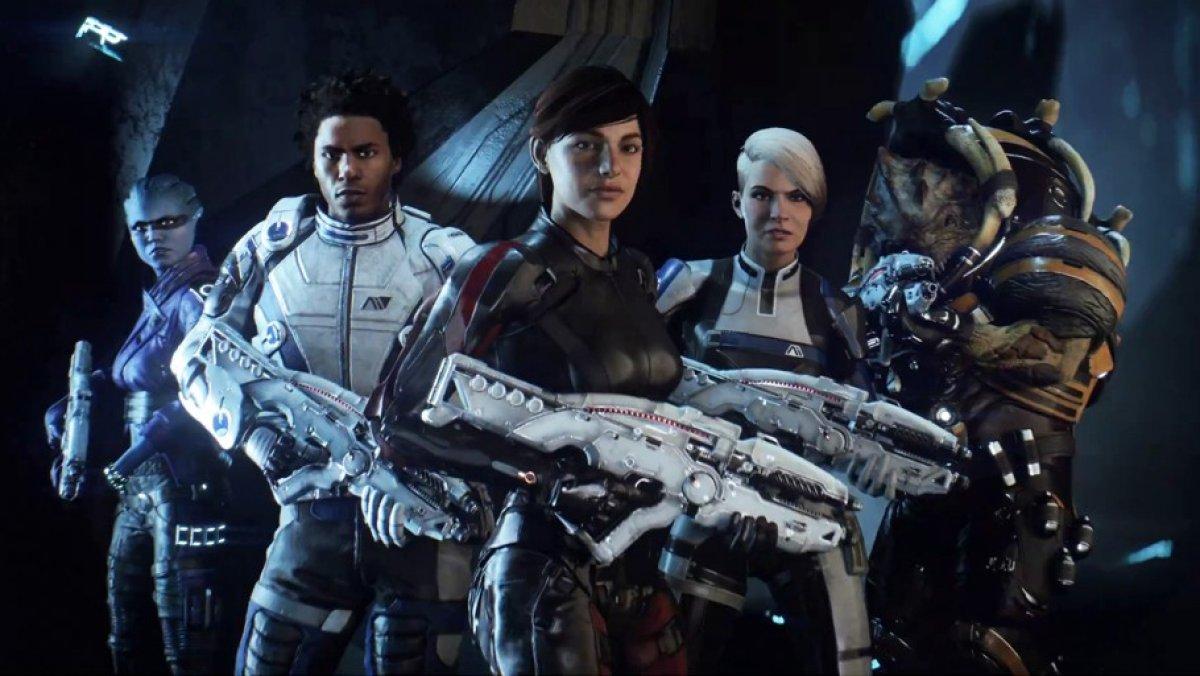 Mass Effect Andromeda X5 Ghost: Tráiler: Sara Ryder (XOne