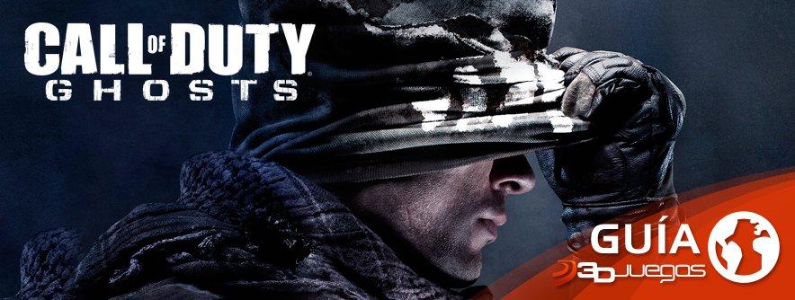 Gu�a Call of Duty: Ghosts