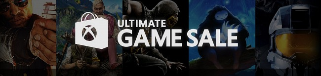 Offers start Ultimate Game Out on Xbox