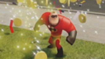 Disney Infinity, Gameplay: Mr. Incre�ble
