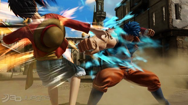Nuevo juego  Goku vs One piece vs Naruto vs mas mangas  Taringa