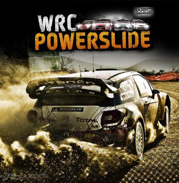 Powerslide Car: WRC Powerslide Para PS3