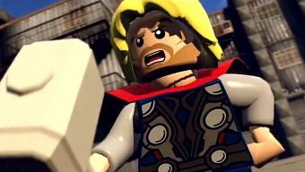 LEGO Marvel Super Heroes es el LEGO más vendido