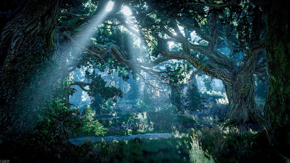 Los mejores bosques de videojuego
