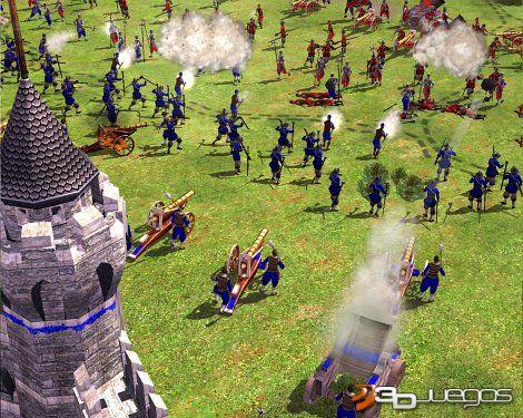 Скриншот к Empire Earth-II.
