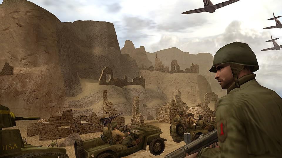 Los Mejores Juegos Ambientados En La Segunda Guerra Mundial 3djuegos