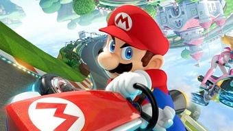 Mario Kart Arcade GP VR se deja ver en un nuevo vídeo