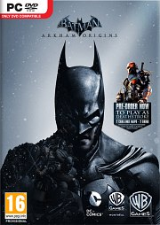 Car�tula oficial de Batman: Arkham Origins PC
