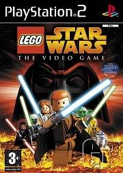 Car�tula oficial de LEGO Star Wars PC