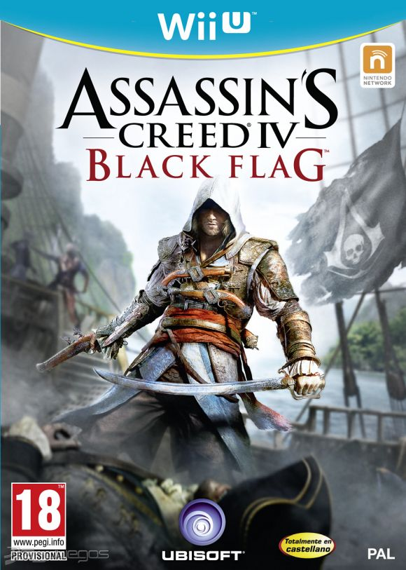 Assassins Creed IV Black Flag PS4 PC Xbox360 PS3 Wii Nintendo Mac Linux