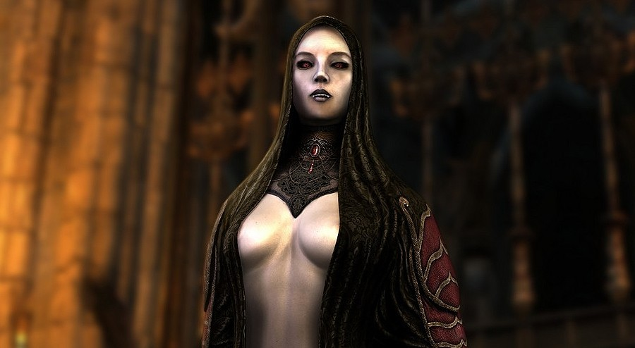 Carmilla (Castlevania: Lord of Shadows)