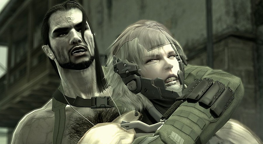 Vamp (Metal Gear)