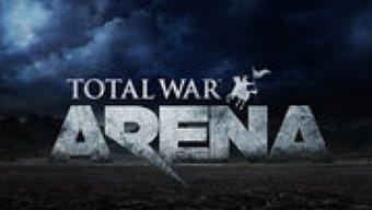El anuncio de Creative Assembly era Total War: Arena, un juego free-to-play