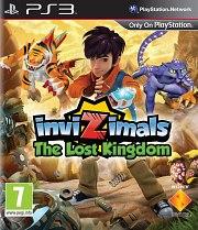 Invizimals: El Reino Escondido PS3