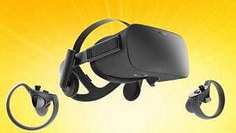 Oculus Rift y los mandos Touch rebajan su precio temporalmente